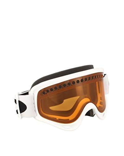 Oakley Skibrille Oframe weiß