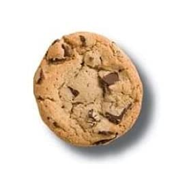 HC Brill Gourmet Chocolate Chunk Transmart Cookie Dough, 2 Ounce -- 240 per case. by HC Brill