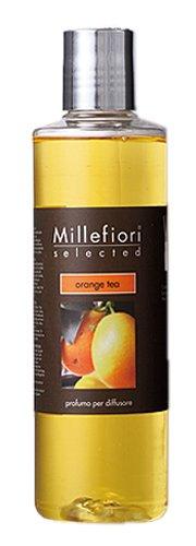 Millefiori SELECTED フレグランスディフューザー専用リフィル 250ml オレンジティ