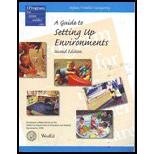 img - for A Guide to Setting up Environments book / textbook / text book