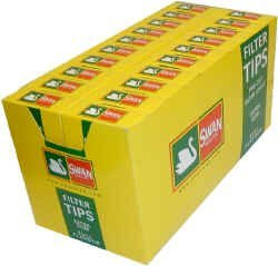 swan-extra-slim-filter-tips-yellow-120-piece-box-20-box-pack