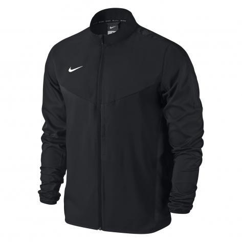 Nike Y Team Performance Shield Maglietta, Nero / Bianco / (Black/White), S