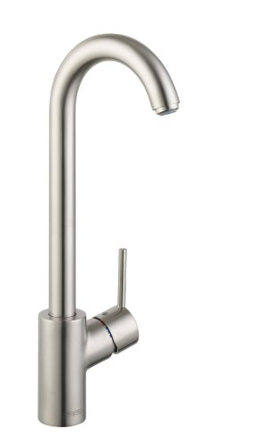 Why Should You Buy Hansgrohe 04287800 Talis S Bar Faucet, Steel Optik