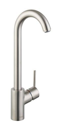 Why Should You Buy Hansgrohe 04287800 Talis S Bar Faucet, Steel Optik