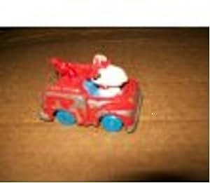 Snoopy Fire Truck Diecast 1958
