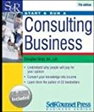 Start & Run a Consulting Business (1551807378) by Gray, Douglas