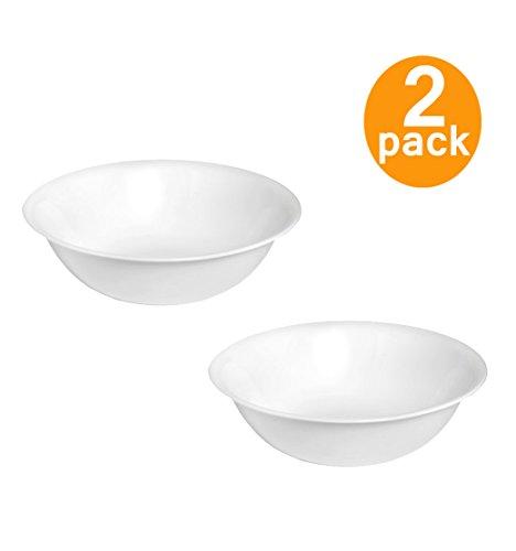 Bowl Serving 2qt Frost White (2 Quart Corelle Bowl compare prices)