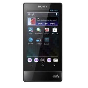 SONY ウォークマン Fシリーズ [メモリータイプ] 16GB ブラック NW-F805/B