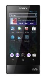 SONY ウォークマン Fシリーズ [メモリータイプ] 64GB ブラック NW-F807/B