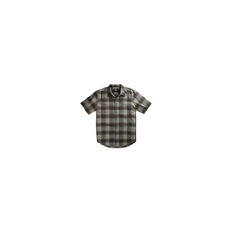 Fox Racing Fazed Shirt   Medium/Dark Stone