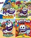 Putt-Putt Saves The Zoo, Putt-Putt Enters The Race, Putt-Putt Joins The Circus, Putt-Putt Pep'S Birthday Surprise (4-Pack) front-847327