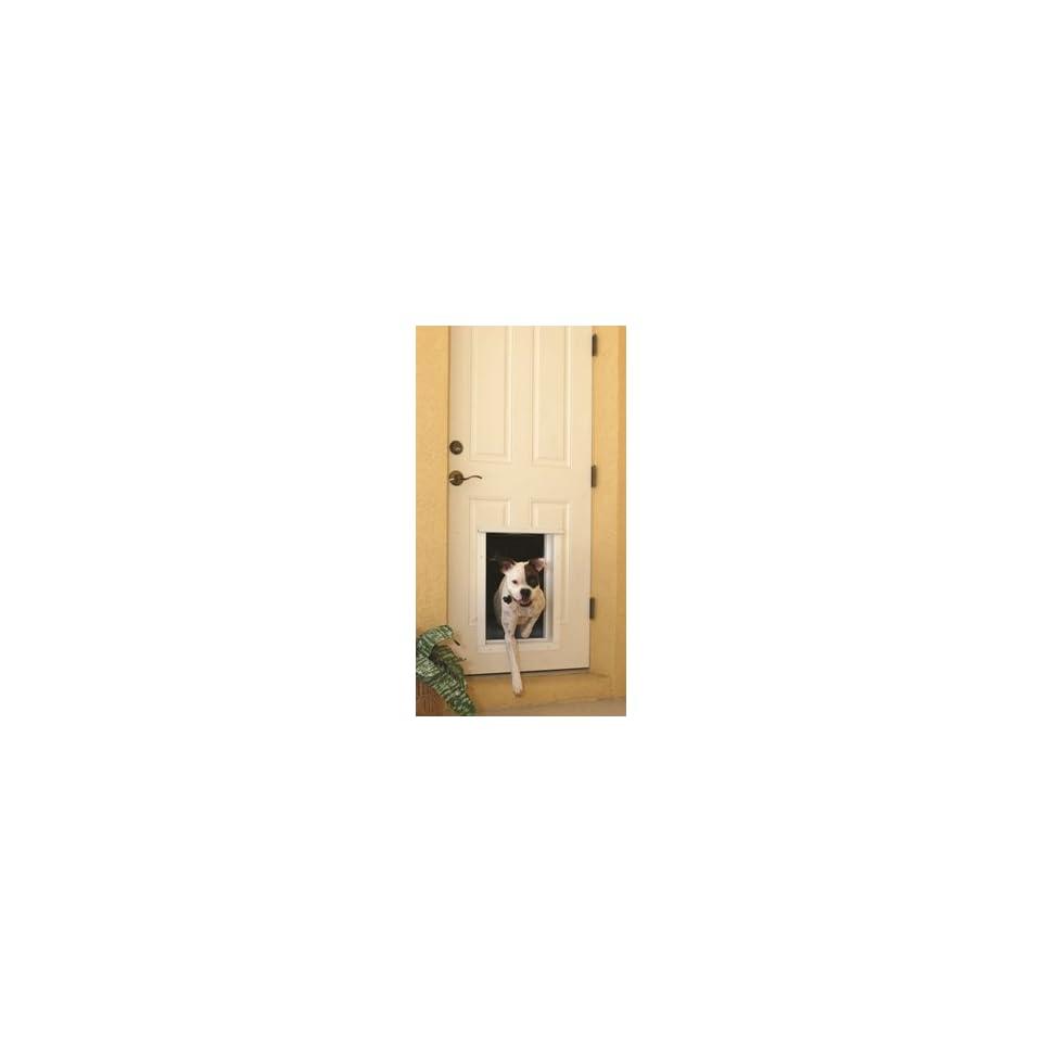 Electronic Dog Door Wall Mount Plexidor Electronic Pet Door Large