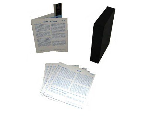 American Educational Microslide Cell Nucleus Lesson Set - 1