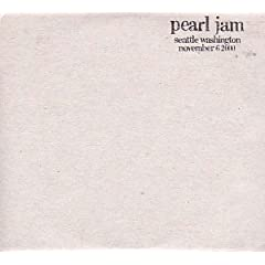 Pearl Jam - Live In Seattle Nov. 6, 2000 (Disc 3)