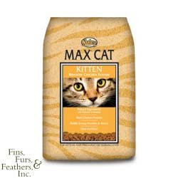 See Max Kitten Roasted Chicken Flavor Kitten Food, 16-Pound