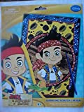 Jake & the Never Land Pirates Sparkling Scratch & Reveal Sheet