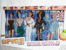 Super Rare 5 Doll Spice Girl Set Superstar Collection - Buy Super Rare 5 Doll Spice Girl Set Superstar Collection - Purchase Super Rare 5 Doll Spice Girl Set Superstar Collection (galoob, Toys & Games,Categories,Dolls,Fashion Dolls)