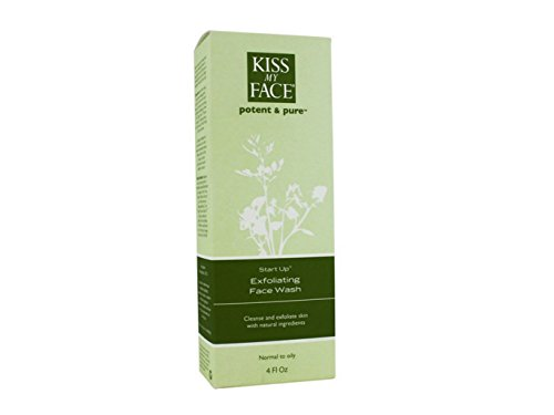 kiss-my-face-start-up-exfoliating-face-wash-4-ounce