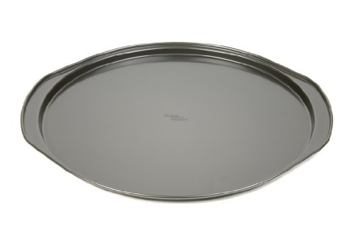 Bakers Select Nonstick Pizza Pan, Dishwasher Safe, 12 1/4 In