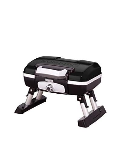 Cuisinart Petite Gourmet Portable 5,500 BTU Gas Grill in Black