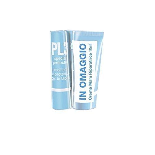 Kelemata PL3 Special Protector Stick Trattamento Labbra  Crema Mani Riparatrice