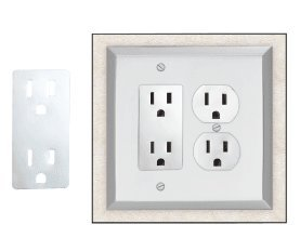 Electrical Outlet Covers Crl Mylar Covers For Decora