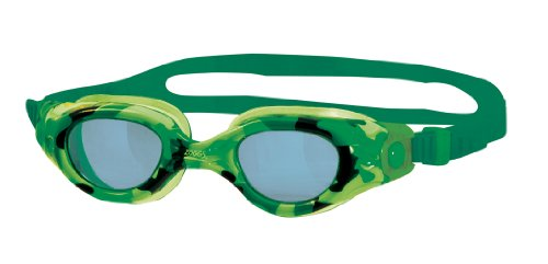 Zoggs Boy's Little Comet Camoflage Swimming Goggles