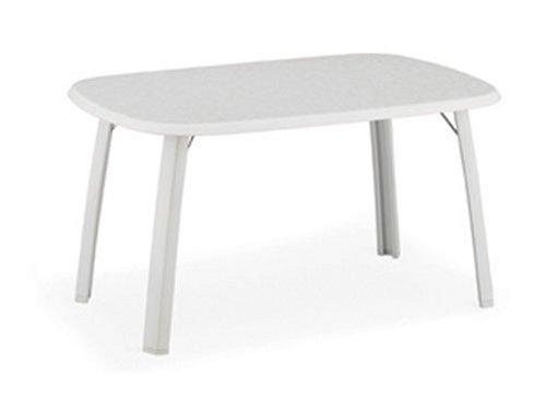 Kettler Tisch 140×90 cm oval grün günstig online kaufen