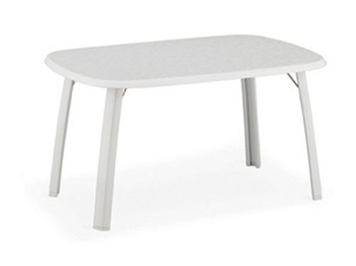 Kettler Tisch 140x90 cm oval grün