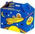 Cosmic Pet Shuttle Cardboard Carrier by Cosmic Pet