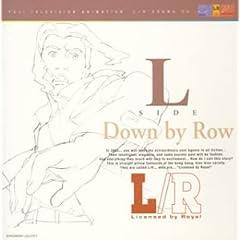 L/R CD�h���} L SIDE-Down by Row