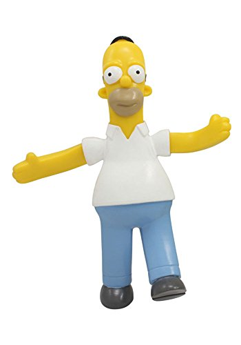 Homer Simpson Bendable