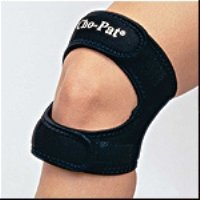 Cho-Pat Dual Action Knee Strap - Size - Medium - 14 - 16