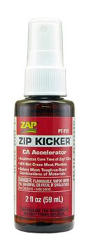 Pacer Technology (Zap) Kicker Pumper, 2 oz (Ca Glue Kicker compare prices)