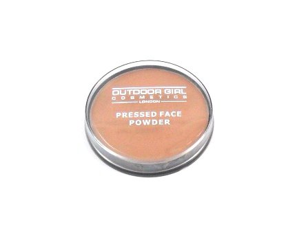 Outdoor Girl Pressed Face Powder Translucent