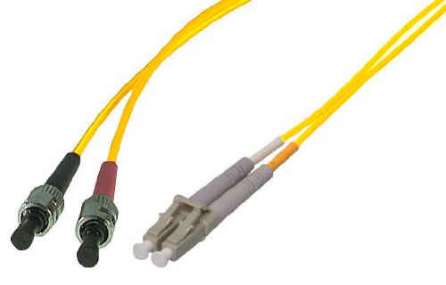 Tecline 39989402 OS2-Faser LWL-Kabel (9/125 µm, 2,0 m) gelb