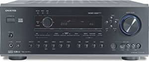 Onkyo TX-SR702 7.1 Channel Home Theater Receiver Black TXSR702