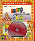 The Alphabet Eurps and the Birthday Surprise Pop-Up Book & CD-ROM Set