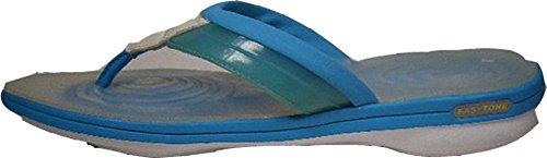 Reebok, Infradito donna Blu blu chiaro 37.5