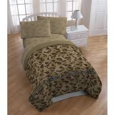 Full Size Camo Bedding 7999 front