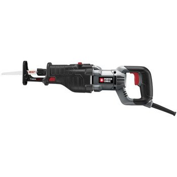 Factory-Reconditioned Porter-Cable PC85TRSOKR Tradesman 8.5 Amp Tigersaw Orbital Reciprocating Saw