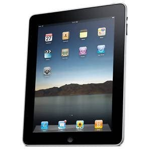Apple iPad Tablet (64GB, Wifi)
