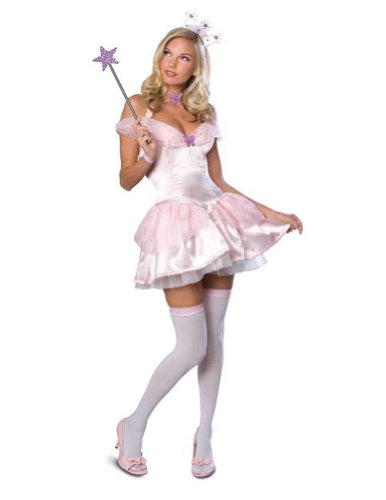 Glinda The Good Secret Wish Adult Womens Costume