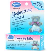 Buy Hylands Bedwetting Tablets - 125 Ea (Hyland's Homeopathic, Health & Personal Care, Products, Health Care, Pain Relievers, Alternative Pain Relief)