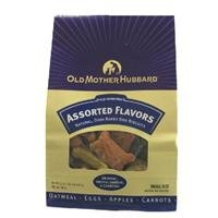 Assorted Flavors Old Mother Hubbard Dog Biscuits small bones 3 lbB0006NEVFQ