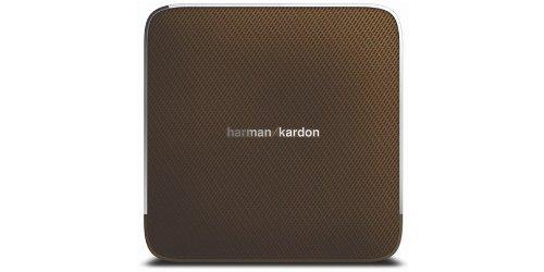 harman kardon Esquire portables Bluetooth-Lautsprechersystem mit Freisprecheinrichtung braun