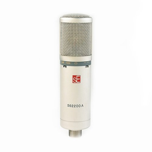 Se Electronics Se-Se2200A - Class A Discrete Cardioid Condenser Microphone With Transformer Balanced Output.  1
