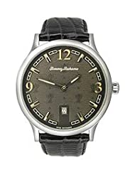 Tommy Bahama Leather Grey Dial Men's Watch #TB1237