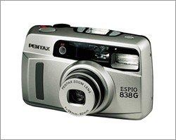 Pentax Espio 838 G ZOOM Prod code 10282 Espio 838g With Battery 135 mm Camera