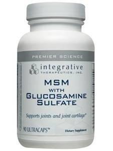 Integrative Therapeutics - Msm With Glucosamine Sulfate - Optimsm (90 Capsules) (Msm29)